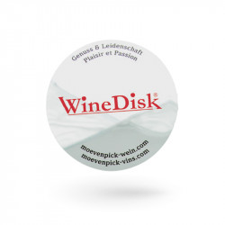 Wine pouring discs WINEDISK