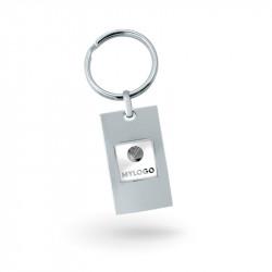 Porte-clés marque de...