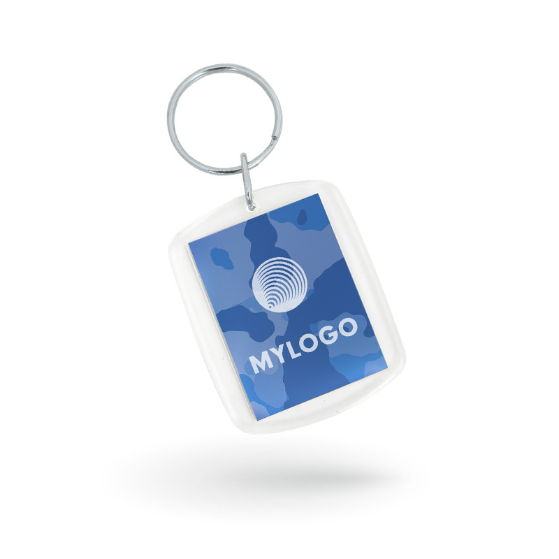 Custom acrylic keychains
