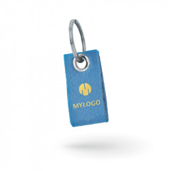 Felt keychain customizable