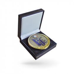 Écrin personnalisé médaille...