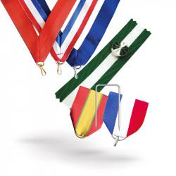 Individuelle Medaillenbänder