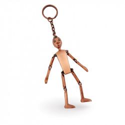 Custom metal keychains full 3D