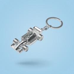 Porte-clé voiture métal