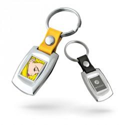 Porte-clés automobile Retro