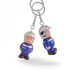 Porte-clés vinyle sur mesure