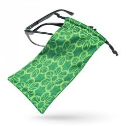 Custom microfiber pouch