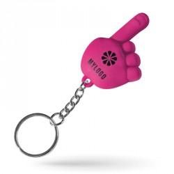 Porte-clé sans contact PVC