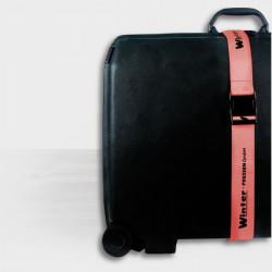 Customised luggage strap