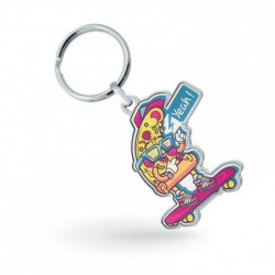 Porte-clés Zamac imprimé