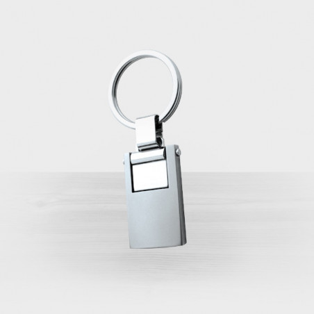 Porte-clés sur mesure métal imprimé Atlanta