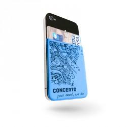 Étui cartes de crédit...