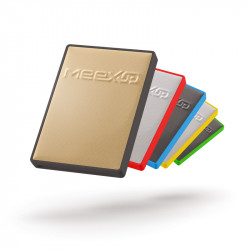 RFID-blocking sleeve MEEXUP®