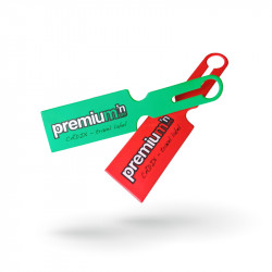 Promotional luggage tags CADIX