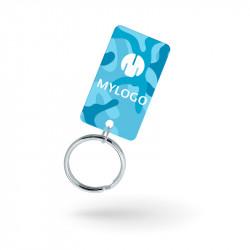 Custom printed keychain...