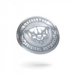 Custom metallic stickers 2D...